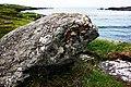 Küstenlandschaft nahe Glencolmcille Folk Village, Irland, Bild 2.jpg