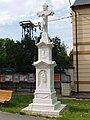 Kříž ve středu Rájce (Q72741825) 01.jpg