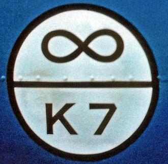Bluebird K7 - K7s Lloyds Unlimited Hydroplane registration