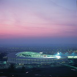 Kingston Communications Stadium.
