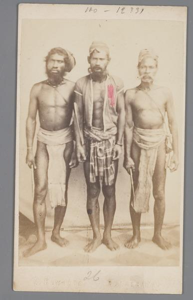 File:KITLV - 4886 - Buwalda, K. - Soerabaja - Alfur people of Halmahera - circa 1867.tif