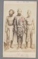 KITLV - 4886 - Buwalda, K. - Soerabaja - Alfur people of Halmahera - circa 1867.tif