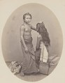 KITLV 4391 - Isidore van Kinsbergen - Two slaves of the Raja of Boeleleng- I Loeh Sari and I Mrijakti - 1865.tif