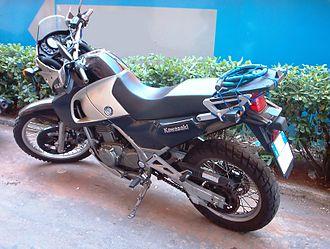 Kawasaki KLE500 - 2005 KLE500