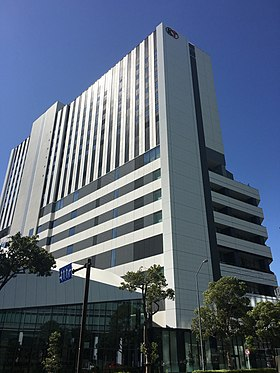 KT building (Koei Tecmo headquarters).jpg