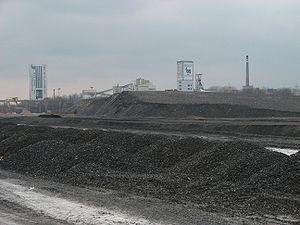 Bielszowice Coal Mine - KWK Bielszowice