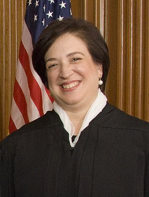 2011 term United States Supreme Court opinions of Elena Kagan - Image: Kagan 10 1 2010