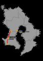 Kagoshima Kotsu Makurazaki Line map.png