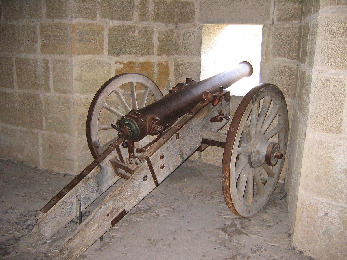 Kanone Englisch
