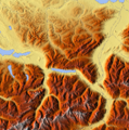 Kanton St. Gallen relief map.png
