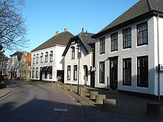 Kapelle Municipality in Zeeland, Netherlands