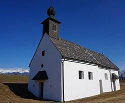 Kapelle Mariae Heimsuchung bei Sommerau 6, Zöhrerkapelle, Reichenfels, Kärnten.jpg