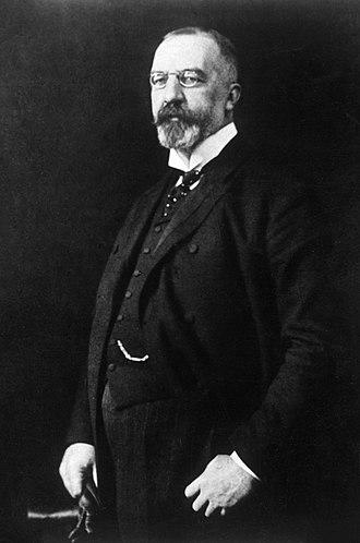Karl von Stürgkh - Stürgkh in 1911