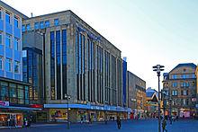 Karstadt essen zentrale