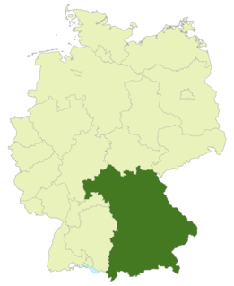 association football league of Bavaria, Germany