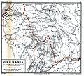 Karte aus dem Buch Römische Provinzen von Theodor Mommsen 1921 05.jpg