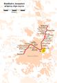 Karte der Straßenbahn Jerusalem.png
