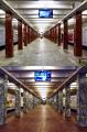 Kashirskaya station, both halls, 2015.png