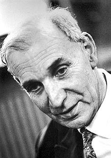 Alfred Kastler French physicist