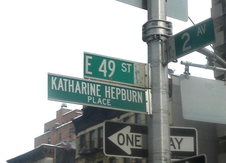 Katharine Hepburn Place