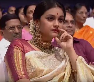 Keerthy Suresh Indian actress