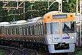 Keio 1000 series 1727F Kichoji-minami 2016-07-03 (27672606894).jpg