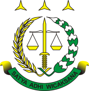 Attorney General of Indonesia - Image: Kejaksaan Agung Republik Indonesia new logo