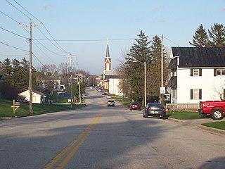 Kellnersville, Wisconsin Village in Wisconsin, United States