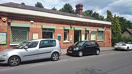 Kenley Railway Station - Main Building.JPG