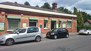 Kenley railway station - Kenley Station main building on Kenley Lane