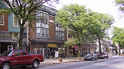 State Street in Kennett Square