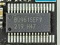 Keyboard, German layout, Lenovo ThinkPad CS12BL-85DO - Pointing stick controller - IC BU9615EFV-4771.jpg