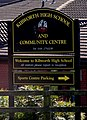 Kibworth High School Sign - geograph.org.uk - 147663.jpg