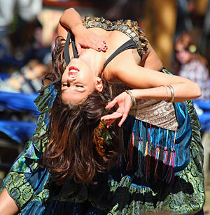 I checked out the Gypsy Dance Theatre at the T...