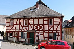 Marktstraße in Kiedrich