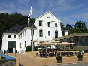 Kieler Yacht-Club - Club house