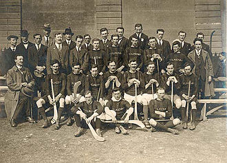Leinster Senior Hurling Championship - Kilkenny hurling team c. 1923