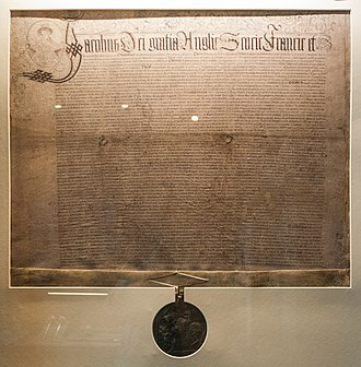 "Kilkenny - Charter of James I from 1609 which raised Kilkenny to a city with a mayor who is ""to have a sword carried before him or them within the said city, and the county of the said city, at their will and pleasure, in such manner and form as is used in any other city or cities before any Mayor or Mayors within the said Kingdom of Ireland."""