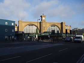 Image illustrative de l'article Gare de King's Cross