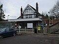 Kingswood station southbound entrance.JPG