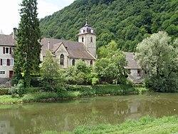 Kirche in Saint-Hippolyte.JPG