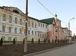 Kizichesky Monastery