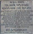 Kladno Kladno KL CZ WWII memorial nam Karla Kindla 043.jpg