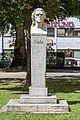 Klagenfurt Völkermarkter Ring 27 Schiller-Denkmal 06072016 3696.jpg