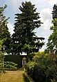 Kloostertuin St-Gregor, Missiehuis St-Michael, Steyl - zicht naar Mariaprieeltje 2.jpg