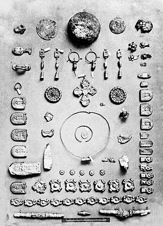 Pannonian Avars - Avar findings from Ozora-Tótipuszta, Hungary