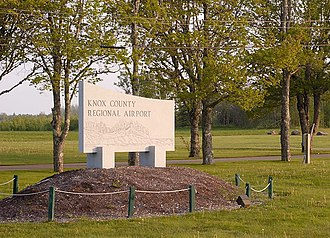 Knox County Regional Airport - Image: Knox County Regional Airport