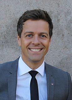 Knut Arild Hareide Norwegian politician