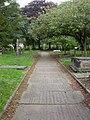 Knutsford, gravestones - geograph.org.uk - 1314784.jpg