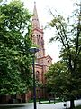 Kościół ewangelicki, ob. rzym.-kat. par. pw. Świętych Piotra i Pawła, 1872-1876 (35).JPG